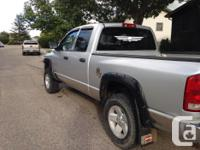 Make Dodge Model 1500 Year 2003 Colour Silver kms