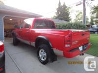 Make Dodge Model Ram 2500 Colour Red Trans Automatic