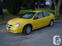 2003 Dodge SX 2.0 available. AIR CONDITIONER, cruise