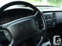 Make Dodge Year 2003 Colour Grey kms 162000 Trans