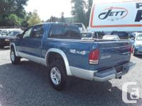 Make Dodge Model Dakota Year 2003 Colour blue kms for sale  British Columbia