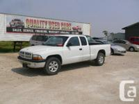 Make Dodge Year 2003 Colour White Trans Automatic kms