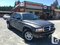Make Dodge Model Dakota Year 2003 Colour Charcoal kms
