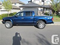 Airdrie, AB 2003 Dodge Dakota Quad Cab Sport Plus 4x4
