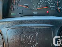2003 Dodge Dakota Sport -4.7L V8 Magnum w O/D -5-Speed