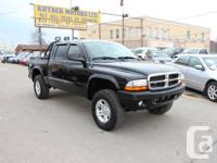 Khyber Motors LTD  2003 Dodge Dakota Sport 4X4  TO SEE