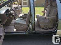Make Dodge Model Grand Caravan Year 2003 Colour BLUE