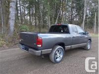 Make Dodge Model Ram 1500 Year 2003 Colour Dark Grey