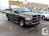 Khyber Motors LTD  2003 Dodge Ram 1500  TO SEE MORE