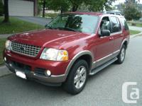 4x4 Eddie Bauer package. 2 dr 4 wheel automatic 4.0L, 7