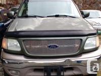 2003 F150 King Ranch Parts Truck 200,000 km on 5.4L V8,