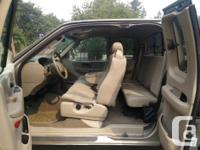 Make Ford Model F-150 Year 2003 kms 252349 Automatic