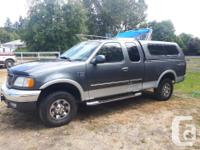 Make Ford Model F-250 Year 2003 Colour Grey kms 223000