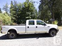 Make Ford Model F-350 Colour white Trans Automatic kms