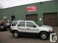 This 2003 Ford Escape is ready to sell! This 2003 Ford