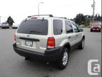 Make Ford Model Escape Year 2003 Colour Tan kms 110482