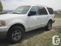 Make Ford Model Expedition Year 2003 Colour white