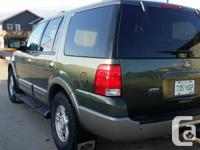 Make Ford Model Expedition Year 2003 Colour Green kms