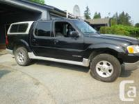 Make Ford Year 2003 Colour BLACK kms 169788 Truck has