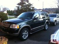 2003 Ford Explorer Eddie Bauer with a 4.6 liter V8 with