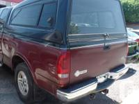 Make Ford Model F-150 Year 2003 Colour RED kms 238000