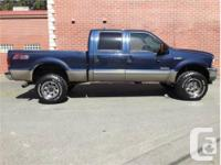 Make Ford Model F-350 Year 2003 Colour Blue kms 310420