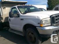Make Ford Model F-550 Year 2003 Colour White kms