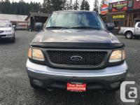 Make Ford Model F-150 SuperCrew Year 2003 Colour Grey