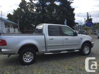 Make Ford Model F-150 Year 2003 Colour GREY kms 215000