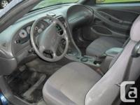2003 FORD MUSTANG 3.8L AUTOMATIC V6 $255000KMS REMOTE