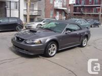 I have for sale a 2003 Ford Mustang GT convertible
