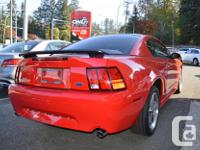 Make Ford Model Mustang Year 2003 Colour Red kms 27684