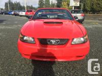 Make Ford Model Mustang Year 2003 Colour Red kms