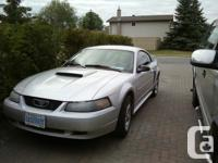 Greater Sudbury, ON 2003 Ford Mustang V6 This fun to