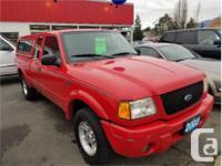 Make Ford Model Ranger Year 2003 Colour Red kms 222132