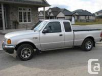 Niagara Falls, ON 2003 Ford Ranger $5,500 This pickup