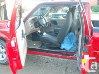 Make Ford Model Ranger Year 2003 Colour Red kms 157900