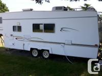 Awesome shape a 2003 Frontier 5th Wheel. Owned since
