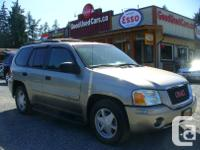 Make GMC Model Envoy Year 2003 Colour Brown kms 220800