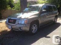 Make GMC Model Envoy Year 2003 Colour Brown kms 220000