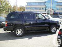 Make GMC Model Yukon Denali Colour Black Trans