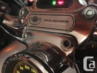 Make Harley Davidson Model Sportster Year 2003 kms