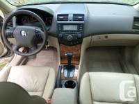 Make Honda Model Accord Sedan Year 2003 Colour Gold