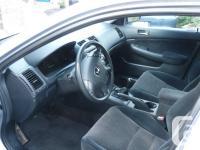 Make Honda Model Accord Year 2003 Colour gREY kms