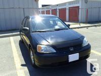2003 honda civic,190000 km, very nice car, has been