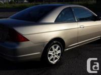 Make Honda Model Civic Coupe Year 2003 Trans Automatic