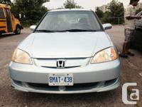 ****CALL *** 2003 Honda Civic Hybrid  Best car for fuel