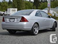 Make Honda Model Civic Year 2003 Colour Silver kms