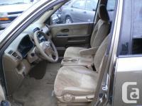Make Honda Model CR-V Year 2003 Colour Brown kms