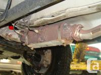 2003 Honda CRV Catalytic Converter & Installation